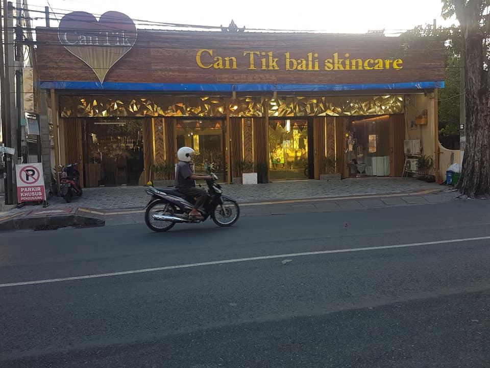 CanTik salon Bali pusat Denpasar