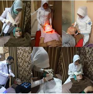 Facial Detox CanTik salon Bali